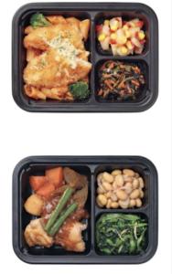 ヨシケイのお弁当・お魚とチキン