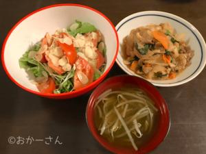 ヨシケイキットde楽の調理後