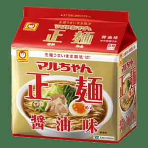 マルちゃん醤油